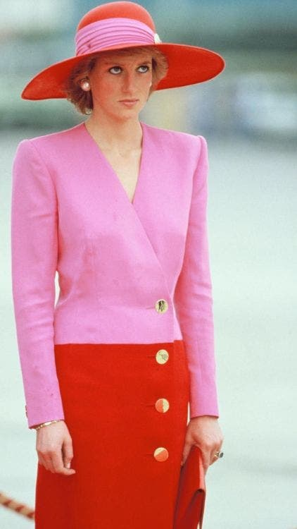 Pink-Red-Princess-Diana-Inspired-Fashion-Lifestyle-DKODING