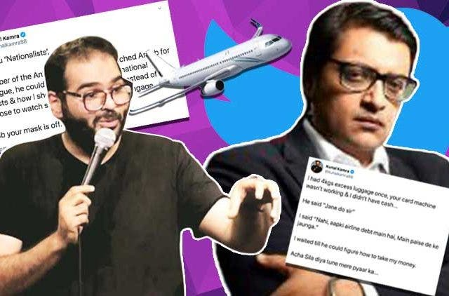 How well Kunal Kamra played the game Arnab Goswami Invented