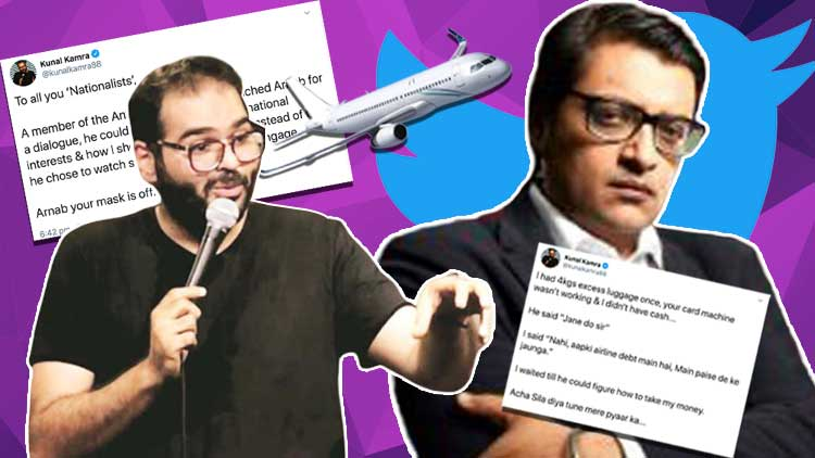 How Well Kunal Kamra Played The Game That Arnab Goswami Invented