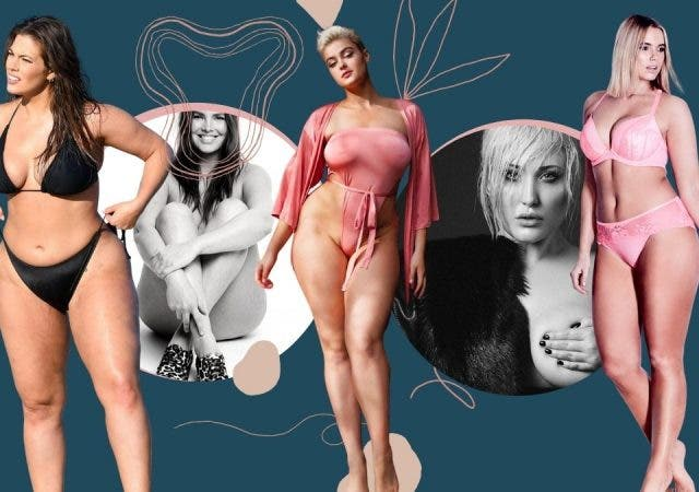Top Plus-size models and women who inspire thw world
