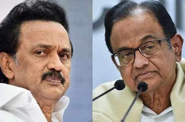 Political-Vendetta-Stalin-Chidambaram-Arrest-India-Politics-DKODING