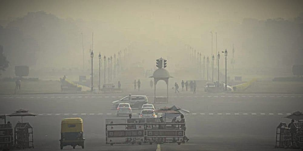 Pollution Delhi More News DKODING