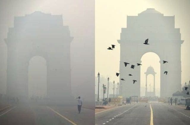Pollution-In-Delhi-Down-By-25-Percent-More-News-DKODING