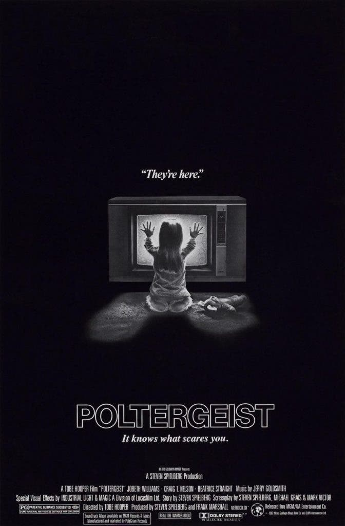 Stranger Things: Duffer Brother's Ode To Poltergeist