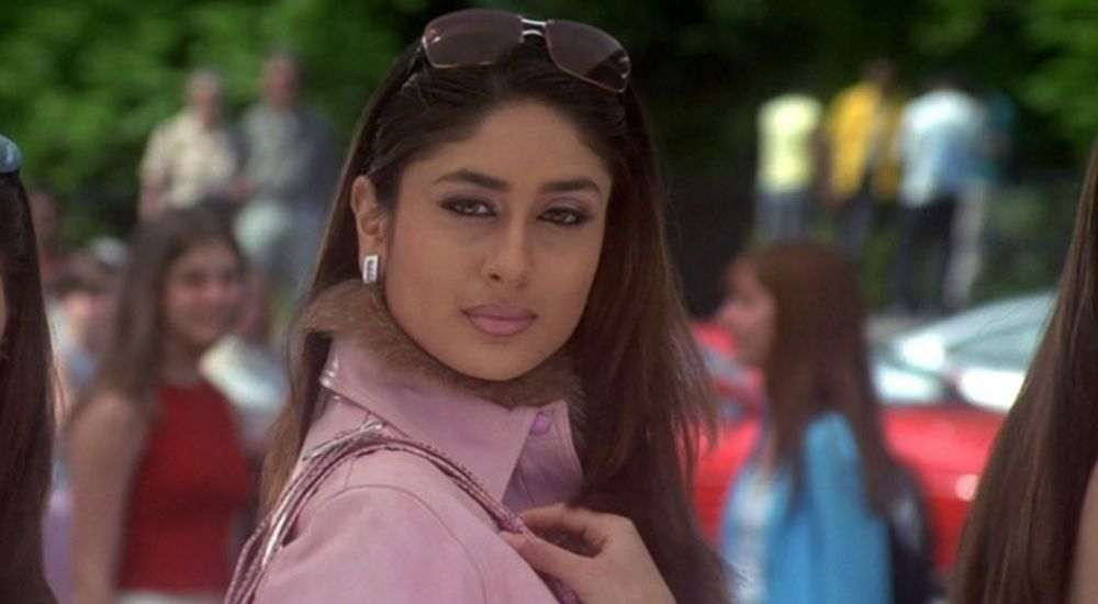 Poo As Kareena Kapoor bollywood DKODING