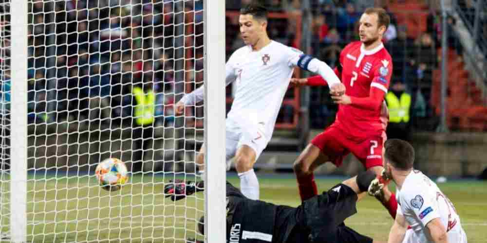 Portugal Luxembourg Euro 2020 Football Sports DKODING