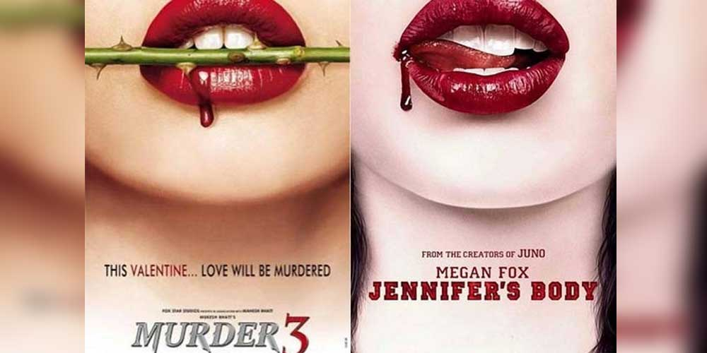 bollywood copied film posters murder 3