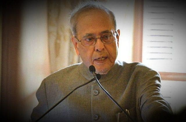 Pranab-Mukherjee-GDP-India-Politics-DKODING
