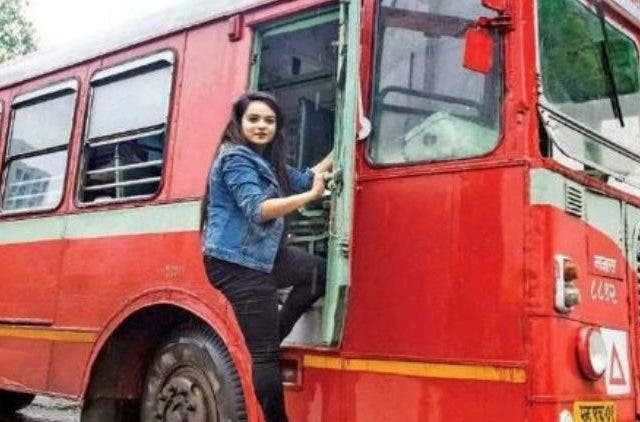 Pratiksha-Das-First-Best-Woman-Bus-Driver-More-Stories-DKODING