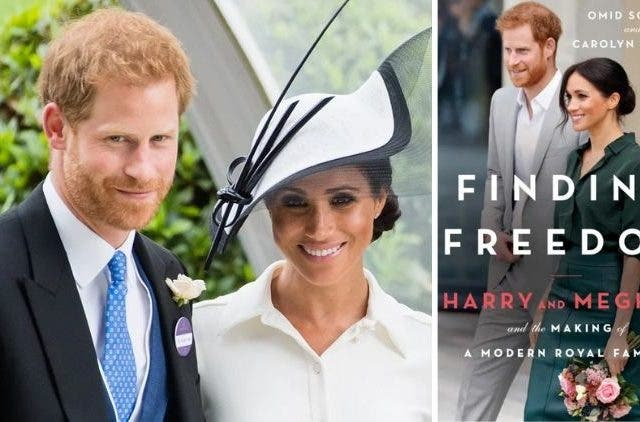 Prince Harry and Meghan's book Finding Freedom
