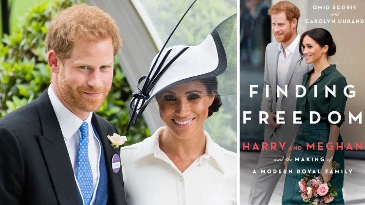Meghan And Harry's Biography Is A Move To Spill Some Dirt On The Royal Family