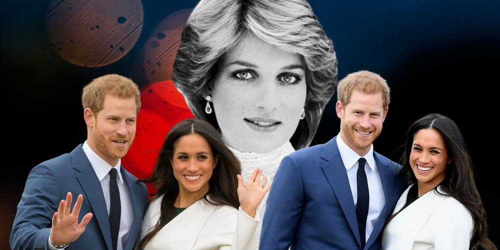 It's Not Prince Harry But Meghan Markle Who Will Carry Forward Princess Diana's Legacy