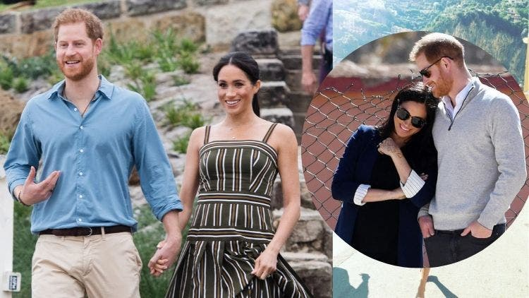 Meghan Markle Has Found A Way To Give Harry A Los Angeles Tour Despite Lockdown