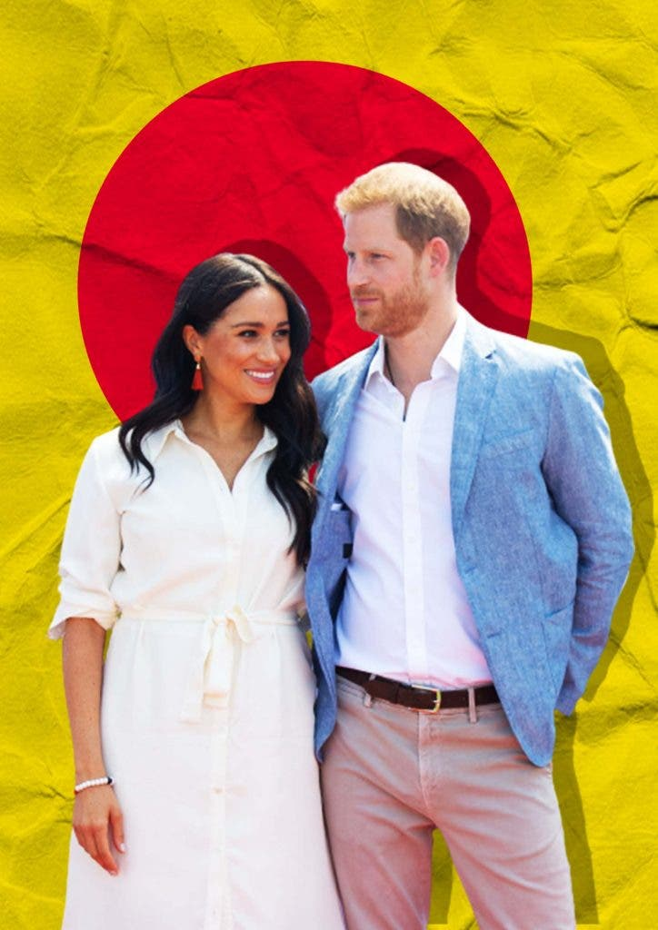 The Royal Feud: Prince Harry and Meghan Markle trying to keep the peace!