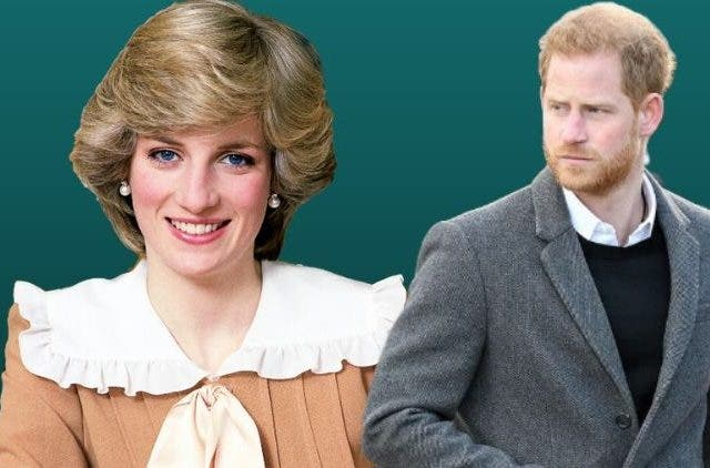 Princess Diana thinks leaving the royal family could be a disaster for Prince Harry