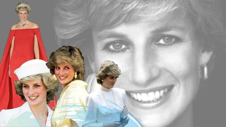 Princess Diana- The Timeless Fashion Icon