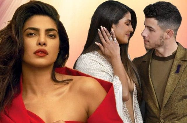 Nick Jonas is missing from Priyanka Chopra's selfie