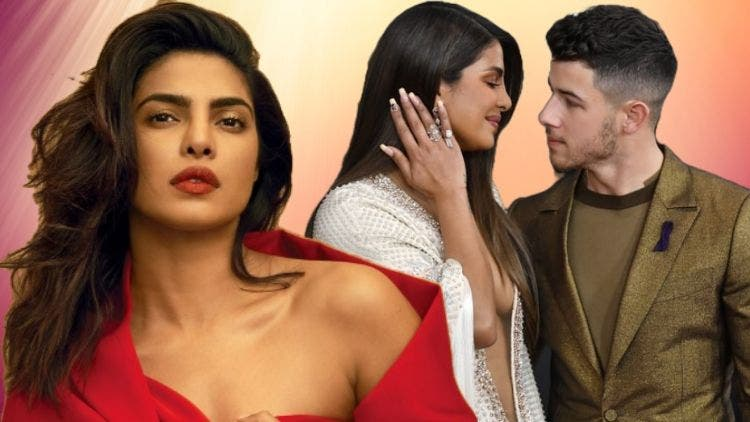 Nick Jonas Goes Missing From Priyanka Chopra's Selfie After His Controversial Comment About Ex
