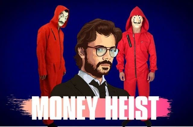 Money Heist - Professor to die