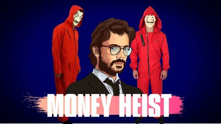 This Is How Professor Will Die In Money Heist Season 5