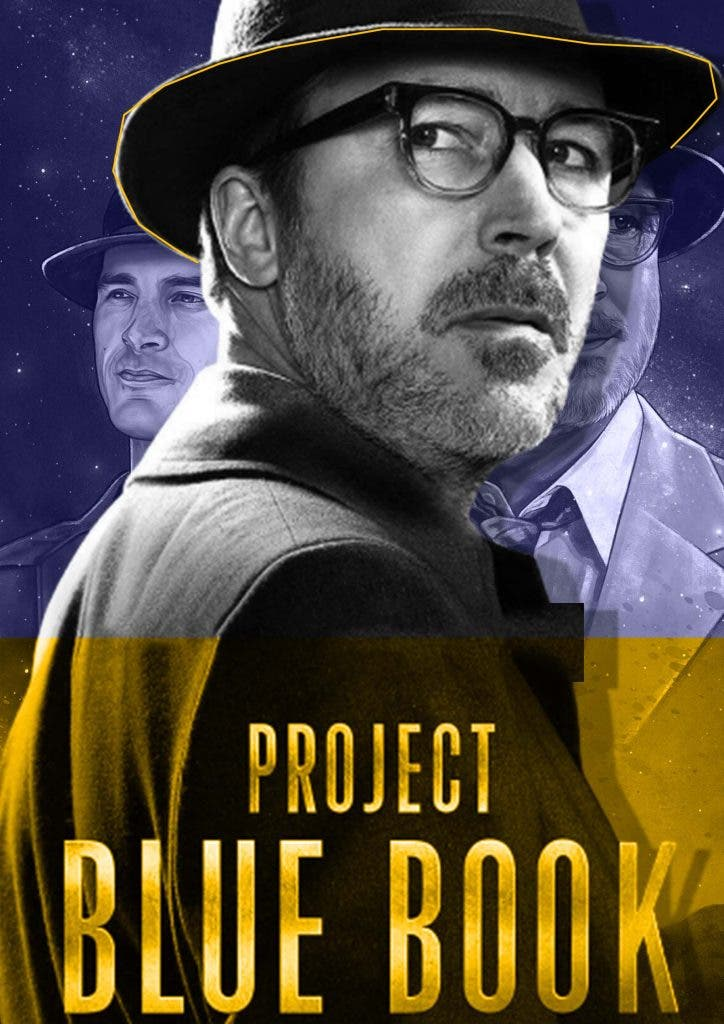 possibility of the release of 'Project Blue Book' Season 3