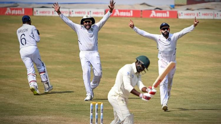 Pune Test 2 Day India Vs South Africa Cricket DKODING