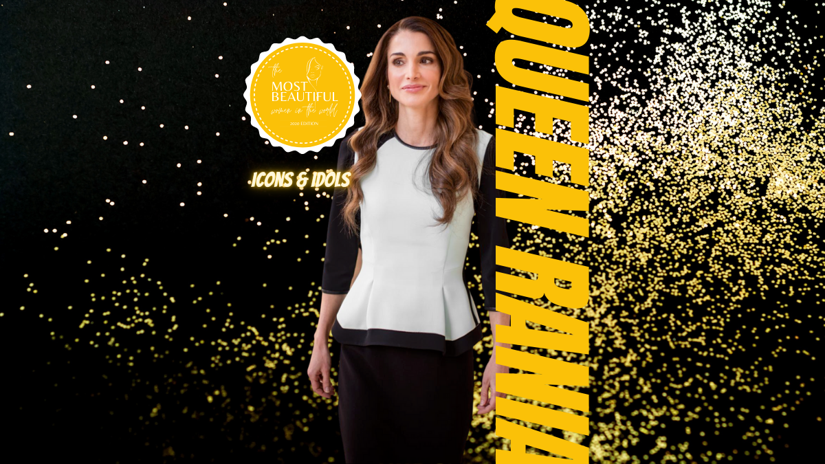 Queen Rania wins People Who Inspire PWI Most Beautiful Women in the World 2020 - Icons & Idols League