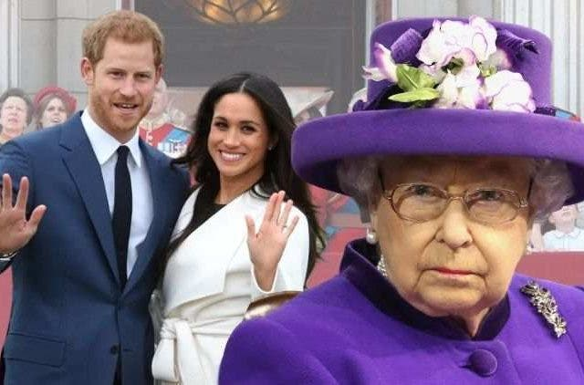 Queen Bans Sussex Royal DKODING