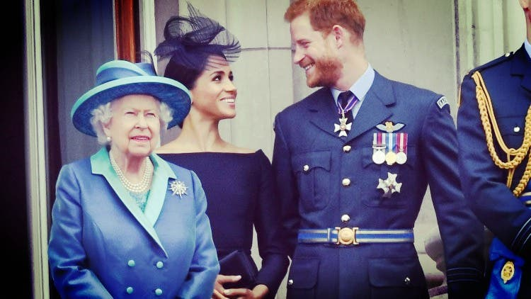Prince Harry and Meghan  Markle Missed The Opportunity To Wish Queen Elizabeth On Her Birthday