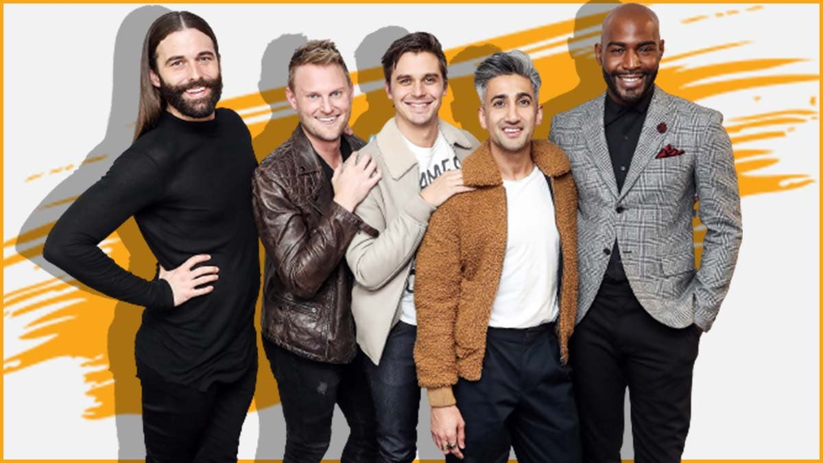 Everything you need to know about Queer Eye