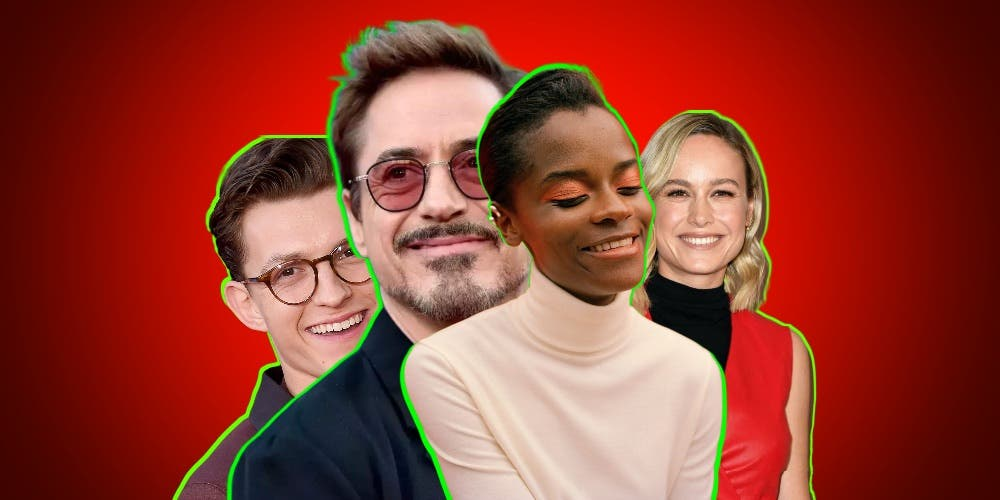 Neither Brie Larson Nor Tom Holland, Robert Downey Jr's MCU Heir Is Letitia Wright