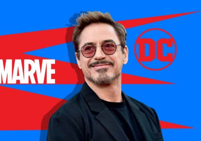 RDJ ditching Marvel for DC, fans pissed with him
