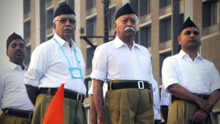 RSS-To-Hold-Special-Session-For-BJP-MPs-More-News-DKODING