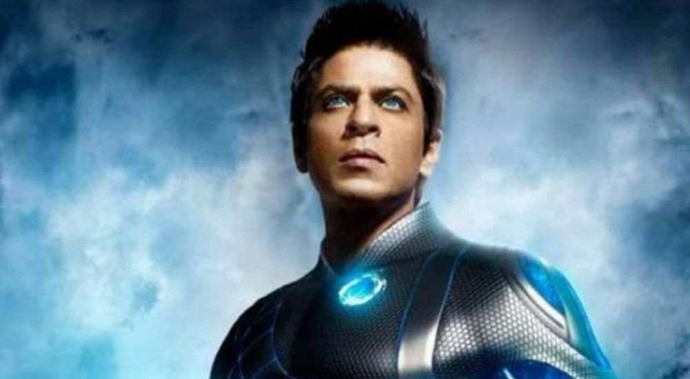 Ra.One latest technology in Bollywood
