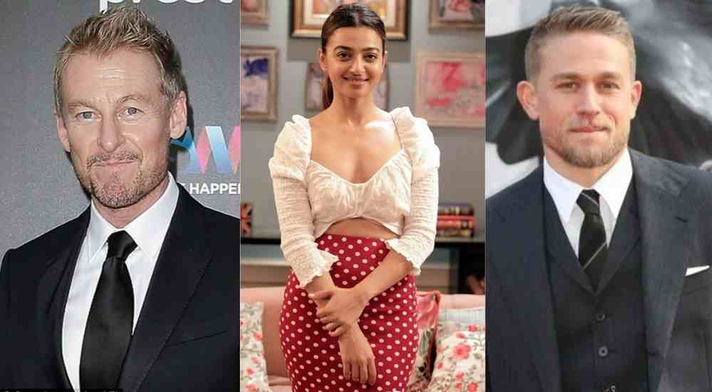 Radhika-Apte-Richard-Roxburgh -Charlie Hunnam-Shantaram-Entertainment- Bollywood-DKODING