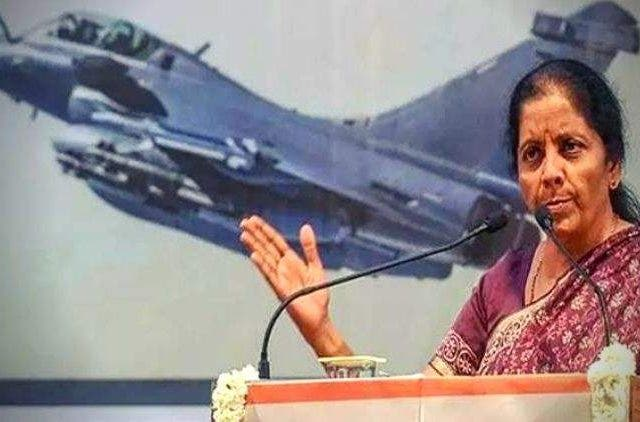 Rafale-Deal-To-Train-People-Nirmala-Sitharaman-India-Politics-DKODING