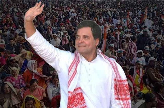Rahul-Gandhi-Assam-Rally-India-Politics-DKODING