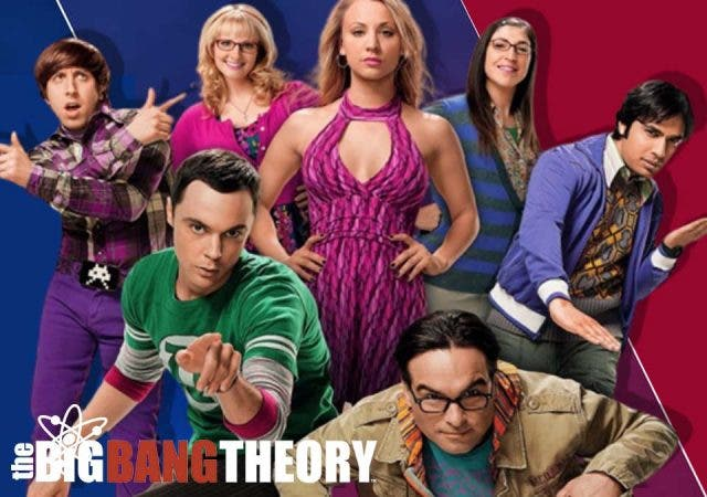 Raj And priya In The Big Bang Theory