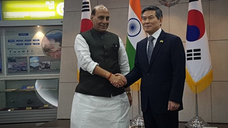 Rajnath-Singh-Defence-Minister-Defence-Maritime-Cooperation-Global-Politics-DKODING