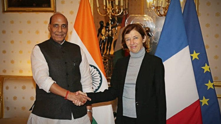 Rajnath Singh France Global Politics-DKODING