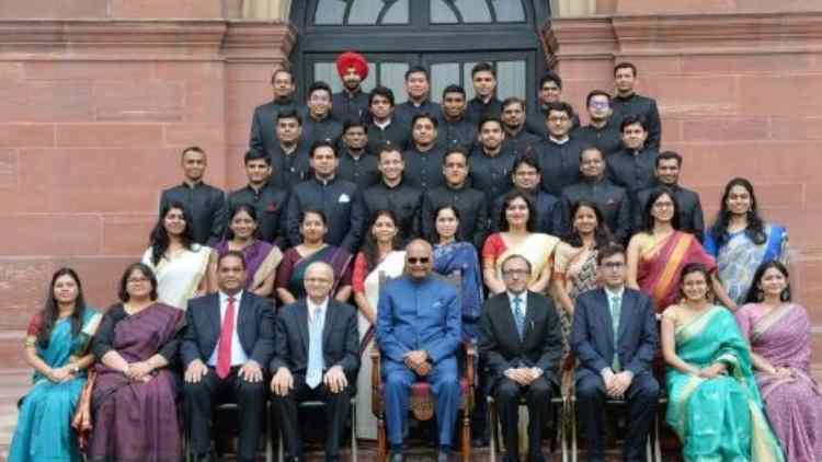 Ram-Nath-Kovind-IFS-Officer-More-News-DKODING