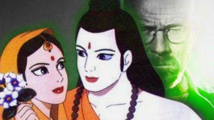 Breaking Bad And Ramayana Have A Connection That Walter White Kept Secret