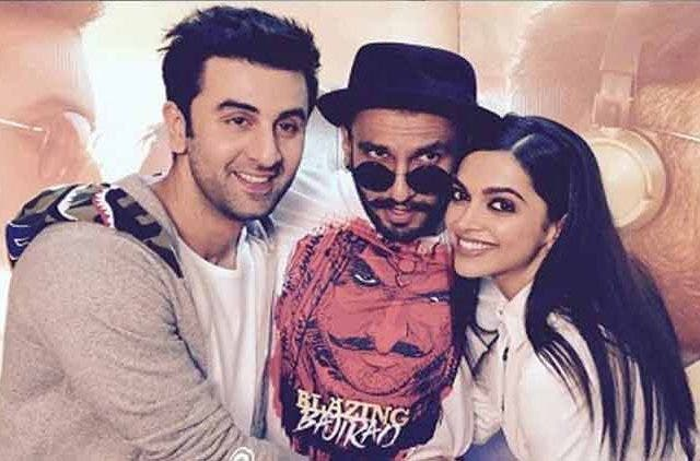 Ranbir Deepika and Raveer Bollywood DKODING