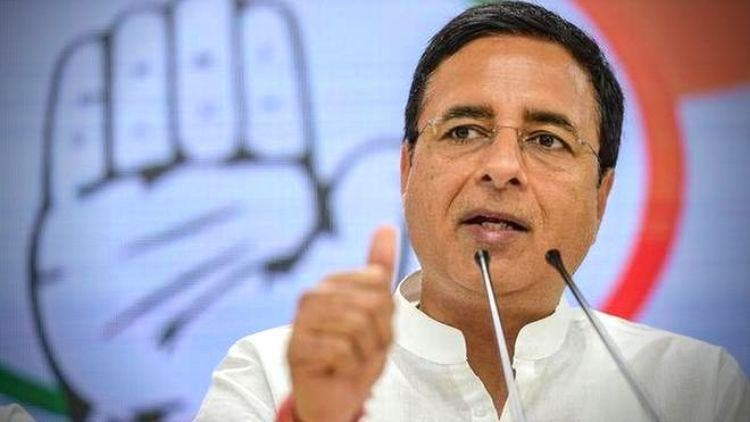 Randeep-Singh-Surjewala-Hits-Out-BJP-For-Rise-In-Fuel-Prices-India-Politics-DKODING