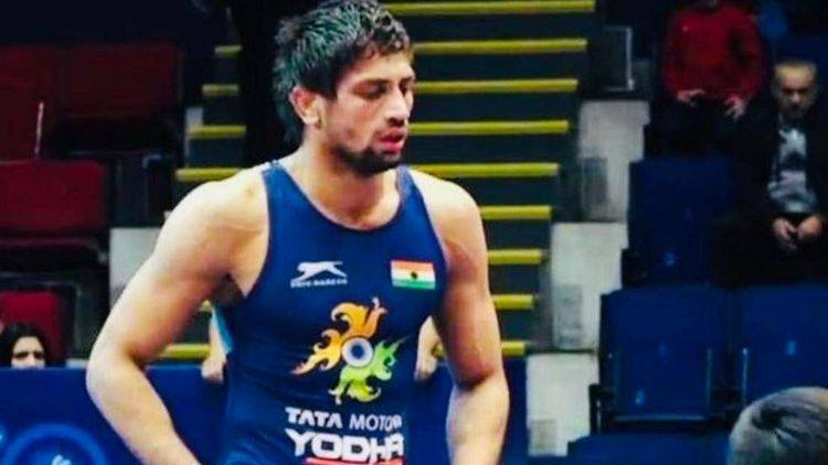 Wrester Ravi Kumar earns bronze at World C'ships; confirms Olympics berth