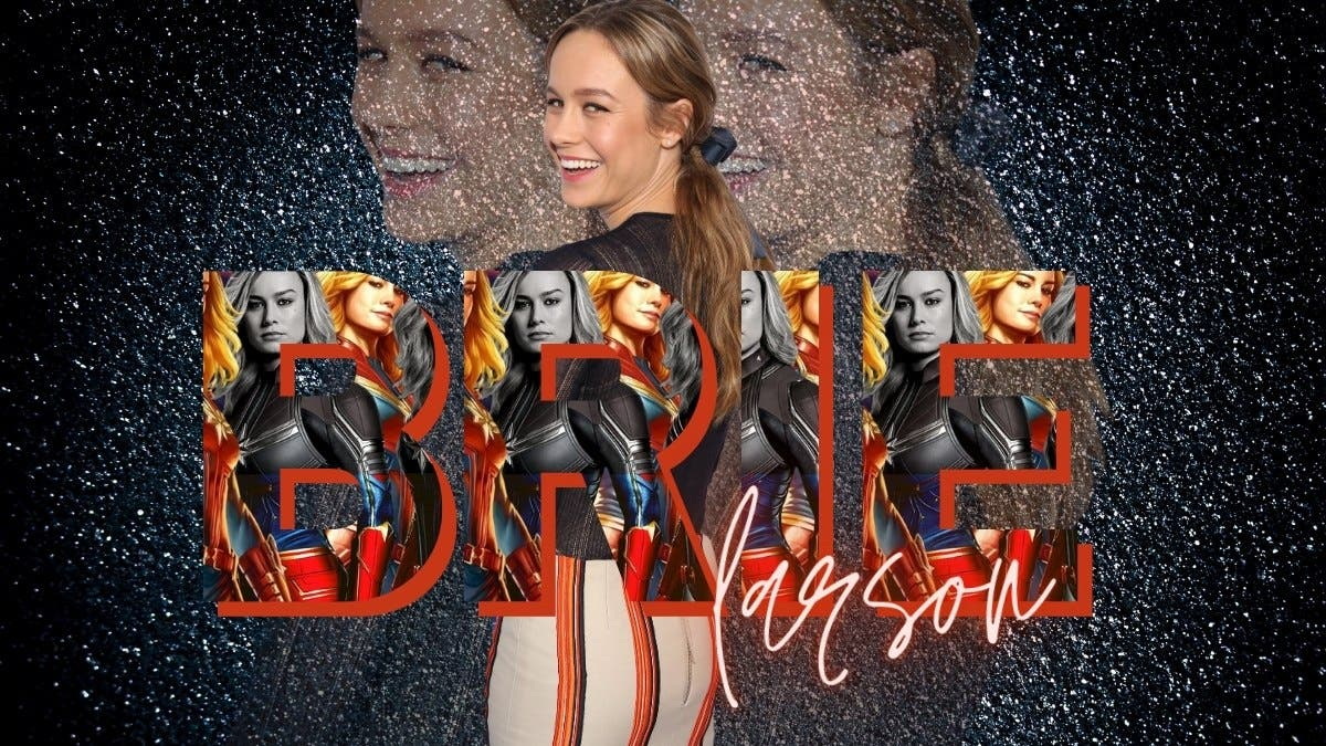 Brie Larson is not actually Brie Larson