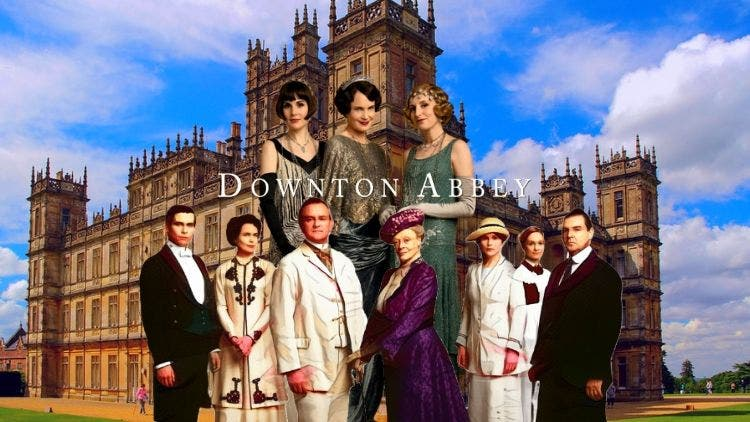 Reboot Downton Abbey