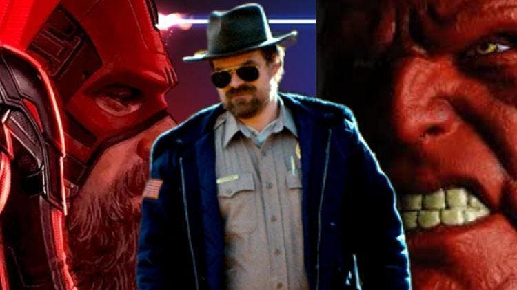 Neither Hellboy Nor Red Guardian Jim Hopper Is The Real Superhero
