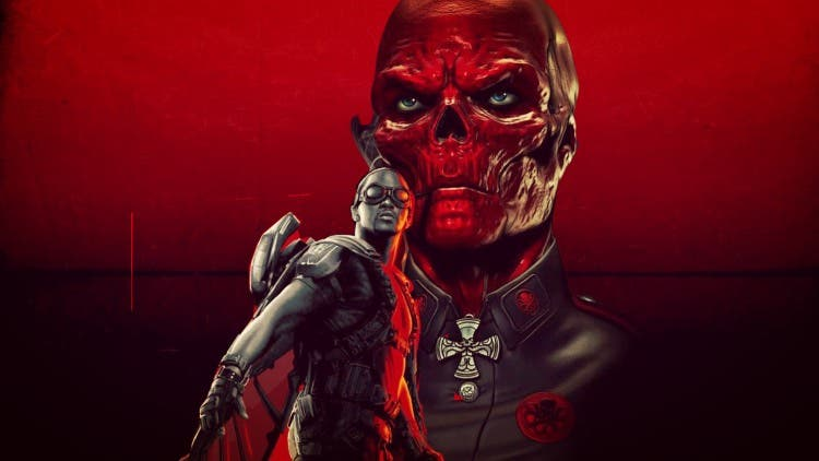 Captain America Vs Red Skull To Open Marvel Phase 4