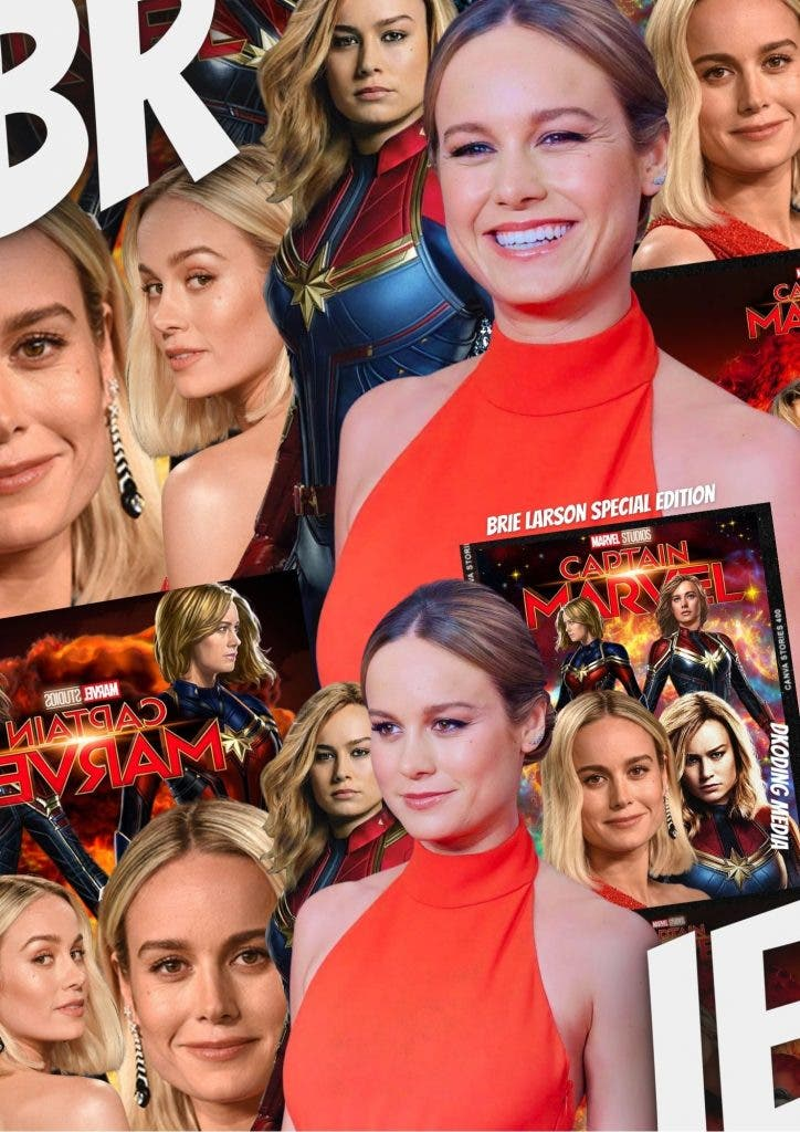 Rediscovering everything about Brie Larson